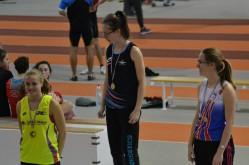 Audrey 2ème du 200m cadette