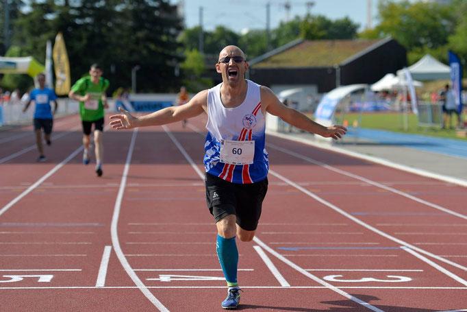 Olivier France Nantes 2017 400m